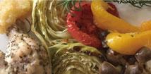 香草グリル野菜